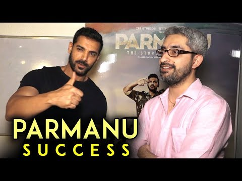 John Abraham REACTS On Parmanu Film Success, Succe