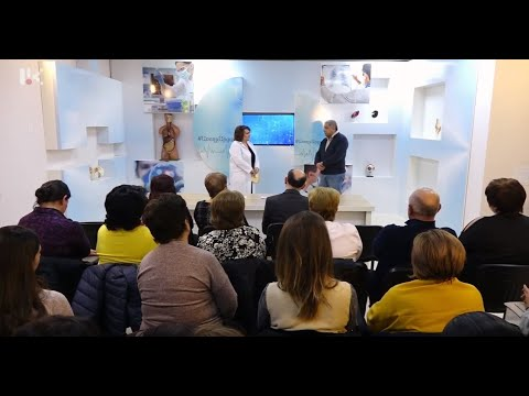 «Առողջ Արցախ» հեռուստանախագծի հյուրերն են՝ Կենտրոնի տնօրեն պրոֆ. Սամվել Գրիգորյանը, բժիշկ-համաճարակաբան Էդուարդ Հովհաննիսյանը