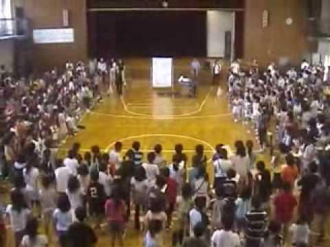 大高北小学校 『親子で楽しむ歌の会』 「世界に一つだけの花