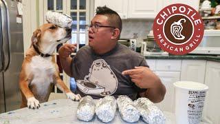 Video 5 Giant Chipotle Burritos & A Lemonade MP3, 3GP, MP4, WEBM, AVI, FLV April 2018