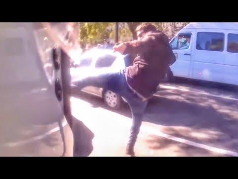 Stupid, Crazy & Angry People Vs Bikers 2018 [Ep.#449] (видео)