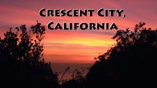 Crescent City (CA) United States  city photo : Crescent City in California