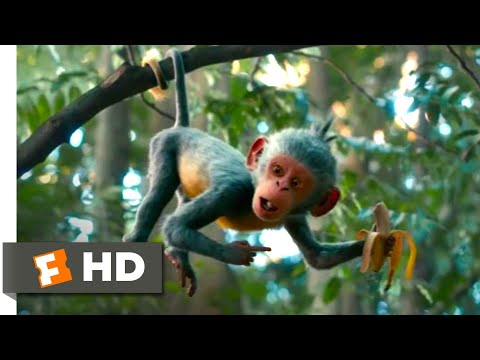 Dora and the Lost City of Gold (2019) - Boots to the Rescue Scene (6/10) | Movieclips