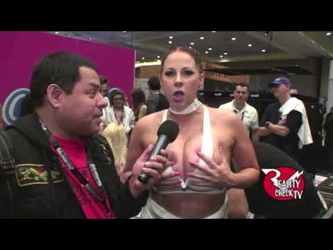 Gianna Michaels At AVN 1/20/17
