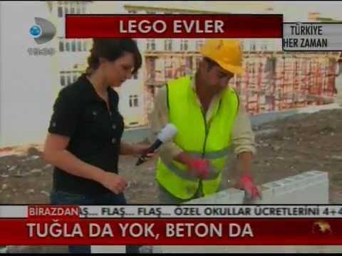 Lego Evler Kanal D Ana Haber