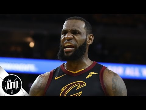Video: Was this the greatest NBA Finals performance of all time? | The Jump