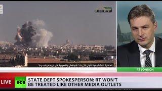 Media war in Syria over war