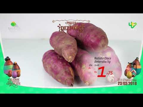 Promoção da Sexta Feira Verde Delmoro Supermercado de Peixoto de Azevedo