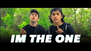 Video DJ Khaled - I'm the One ft. Justin Bieber (Tyler & Ryan Cover) download in MP3, 3GP, MP4, WEBM, AVI, FLV January 2017