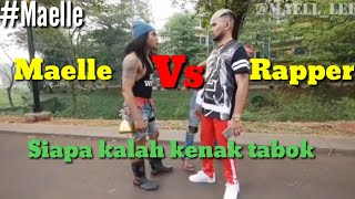 Video TERBARU   Maelle Vs Rapper Roy   Maelle Ni Bukan Kaleng Kaleng MP3, 3GP, MP4, WEBM, AVI, FLV November 2018