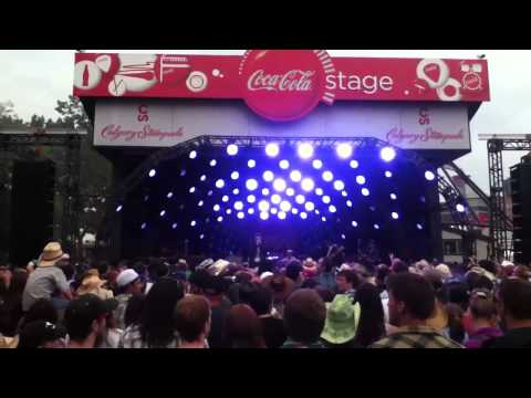 The Trews - Sing Your Heart Out: Stampede 2012