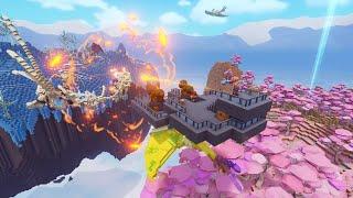 PixARK - Skyward Launch Trailer by GameTrailers
