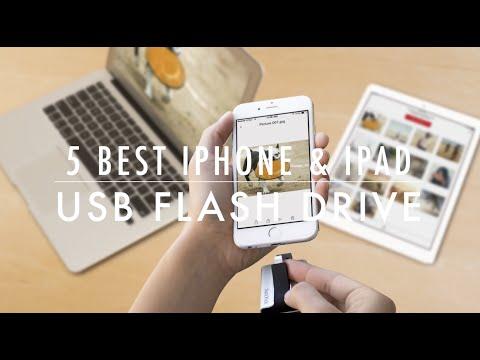 5 Best iPhone and iPad USB Flash Drive