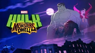 Hulk: Canavarlar Nerede Yaşar - Hulk: Where Monsters Dwell 2016