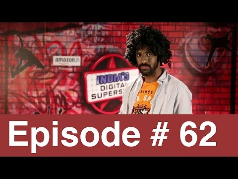 Episode 62 | New Video Of The Day | India?s Digital Superstar