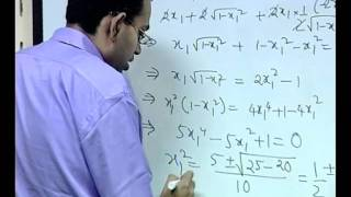 Mod-01 Lec-24 Elimination Methods: Error Analysis