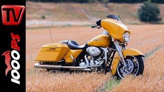 5. Review Harley Davidson Street Glide | Test | Specs