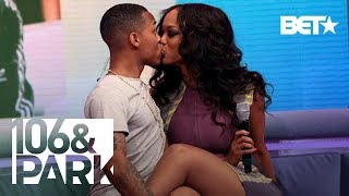 Video Tyra Banks & Bow Wow Unexpectedly Kiss LIVE | 106 & Park MP3, 3GP, MP4, WEBM, AVI, FLV Februari 2019