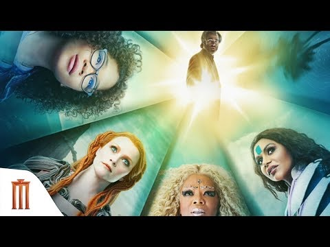 A Wrinkle in Time | ย่นเวลาทะลุมิติ - Official Trailer 2 [ซับไทย]