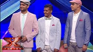 فرقة مرايا - العروض المباشرة - الاسبوع 5 - The X Factor 2013
