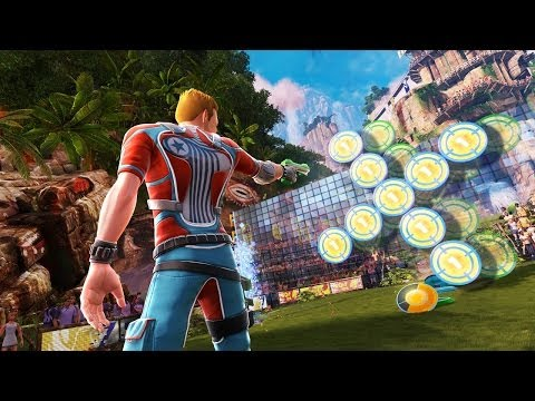 comment demarrer kinect sport rivals