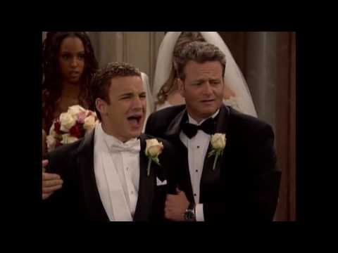 cory and shawn fight on corys wedding day - boy meets world