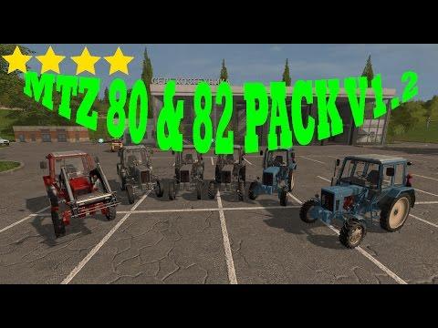 MTZ 80 & 82 Pack v1.2