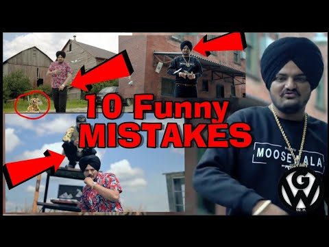 Sidhu Moose Wala : DOLLAR | Byg Byrd | Dakuaan Da Munda | New Punjabi Song 2018 Mistakes LGraspworld