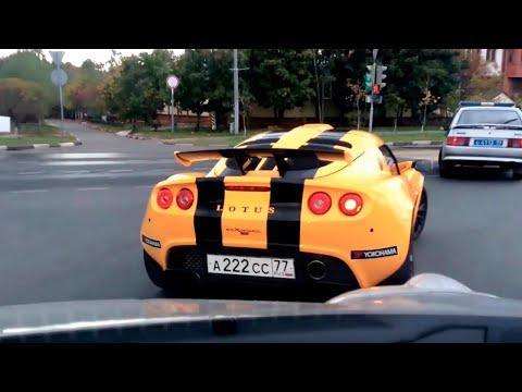 他們跟蹤一輛黃色超跑想看看車主長什麼樣,結果從車裡出來的霸氣身影太出乎意料!