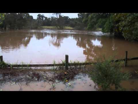 Enchente em Feliz 21/07/2011