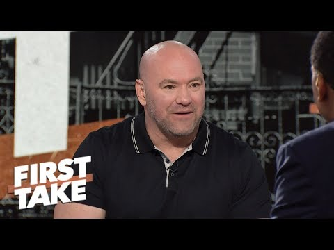 Dana White talks Conor McGregor fight, Jon Jones return | First Take | ESPN