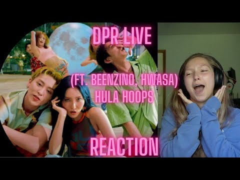 summer boppity | DPR LIVE - Hula Hoops (ft. BEENZINO, HWASA) OFFICIAL M/V | Reaction