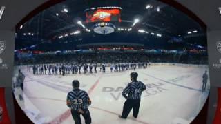 14 апреля. Первые минуты после победы СКА в кубке Гагарина 360°