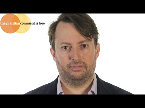 David Mitchell: There's a lot wrong with the world, isn't there?