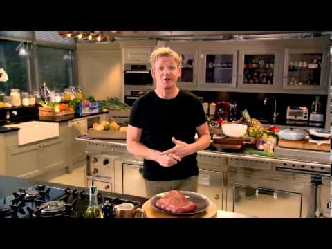 Cooking - Gordon Ramsay is one of the world's most celebrated chefs, with two distinct sides to his cooking. In his restaurants he's known for serving stunningly intri...