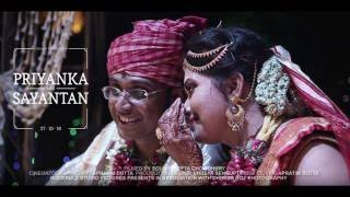 Burdwan India  city images : PRIYANKA & SAYANTAN | BEST BENGALI HINDU INDIAN WEDDING FILM | BURDWAN | 2016 | HD