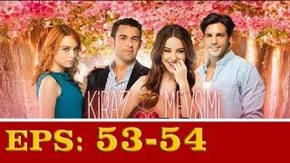 Cinta Di Musim Cherry Episode 53-54     Bhs Indonesia