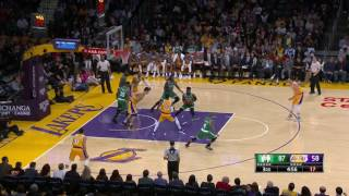 Boston Celtics at Los Angeles Lakers - March 3, 2017