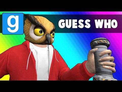 Gmod Guess Who Funny Moments - Sudoku Triple Threat! (Garry's Mod) (видео)