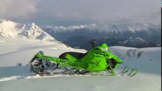 4. 2016 Arctic Cat M8000 Review