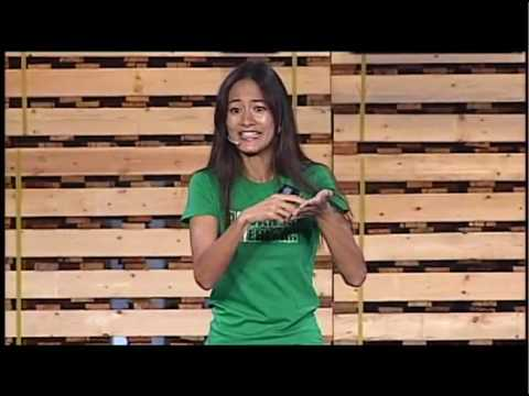TEDxTaipei - Janet Hsieh - Let the World be Your Playground