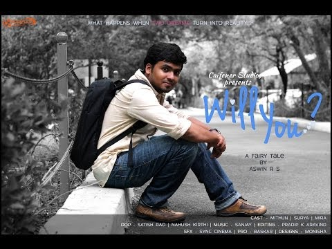 Will you..? Tamil Short Film [HD] (With English Subtitles) short film