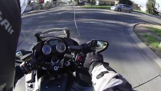 3. Man spends money - Kawasaki Concours 14