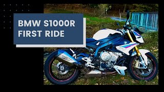 2. 2018 BMW S 1000 R  | First Ride | Review | EN/DE Subs