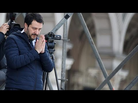 Matteo Salvini (fast 45):