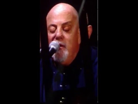 Billy Joel Plays Eagles Desperado.