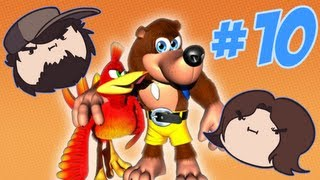 Banjo Kazooie - I got yelled at by YouTube for that - Game Grumps