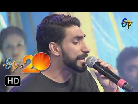 Karunya-Kalpana-Performance--Jalsa-Jennifer-Song-in-Sangareddi-ETV-20-Celebrations