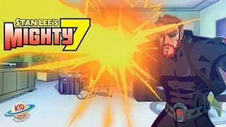 Malibu Superheroes   Stan Lee S Mighty 7 I Season 1 Episode 6 Kid Genius Cartoons
