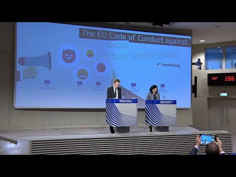 EU: Brüssel will mehr Transparenz im Kampf gegen Hass ...